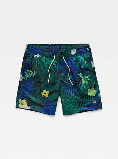 Dirik Patterned Swimshort