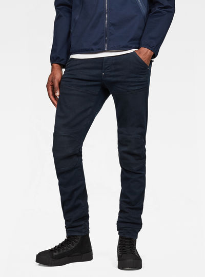 5620 3D Slim Tone-Mix Color Jeans