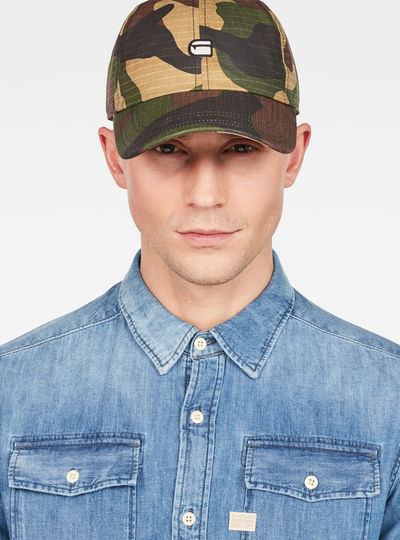 Avernus Patterned Baseball Cap