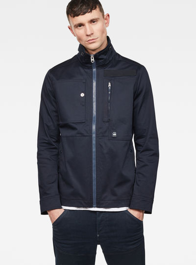 Powel Deconstructed Overshirt