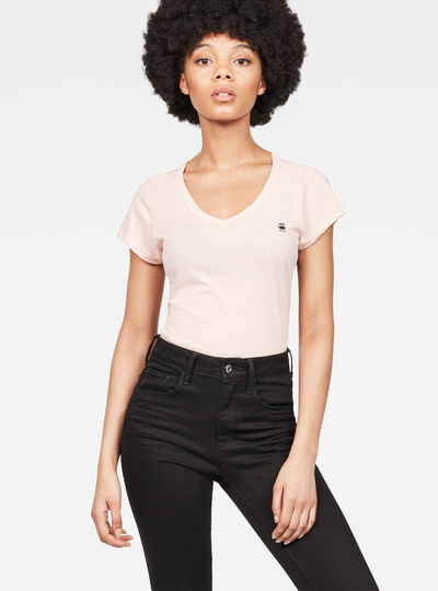 Eyben Slim V-Neck T-Shirt