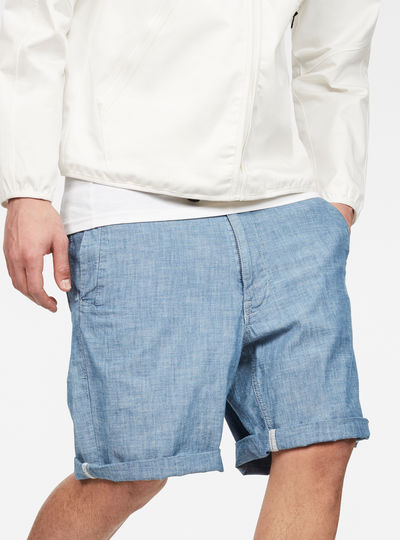 Bronson Loose 1/2-Length Shorts