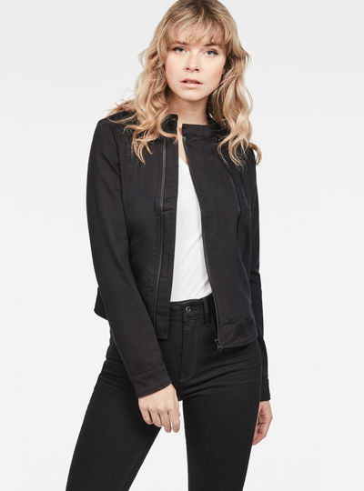 Lynn Lunar Slim Denim Jacket