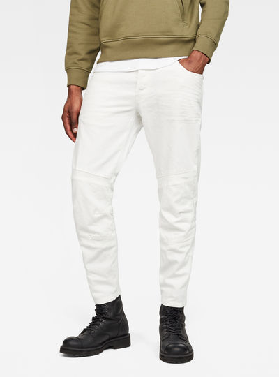 Motac Deconstructed 3D Slim Cropped Jeans