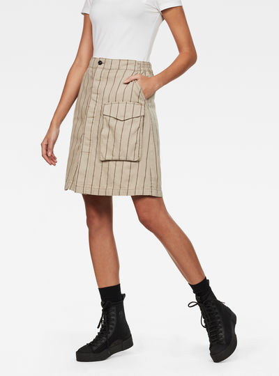 Tendric High Waist waist Skirt