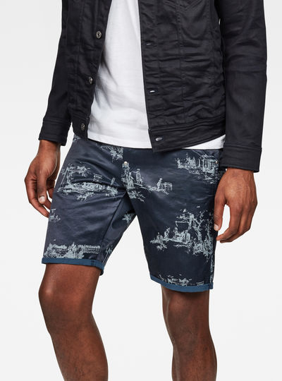 G-Star Elwood X25 3D Tapered Men's Shorts