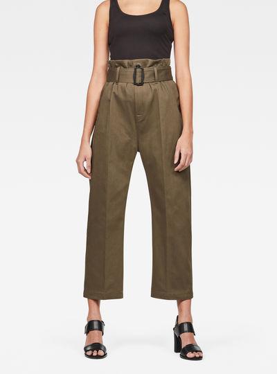 Bronson XL paperbag pants