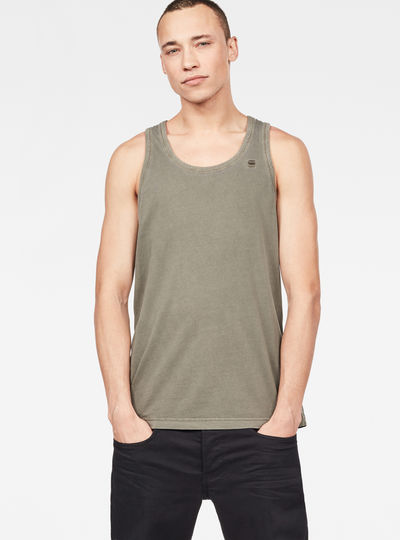 Zaddle Tank Top