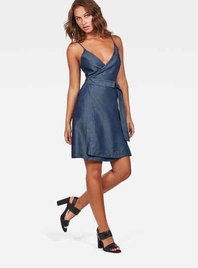 G-Star Wrap Dress