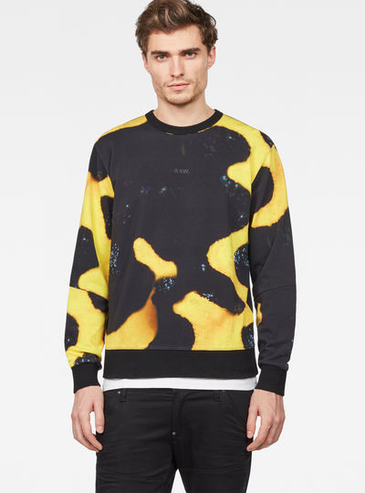 Bumble Frog Stalt Deconstructed Sweater