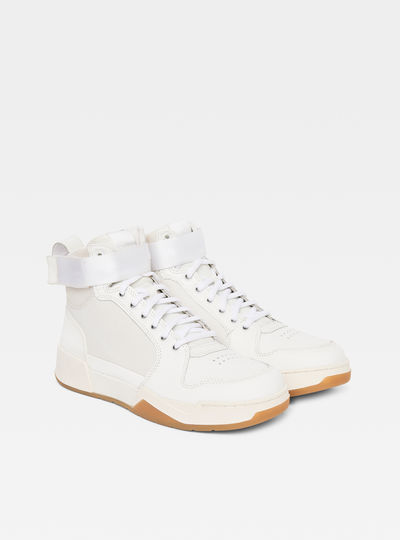 Rackam Yard High Sneaker