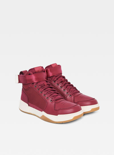 Rackam Yard High Sneaker