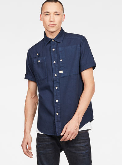 Hybrid-Archive Utility Straight Shirt