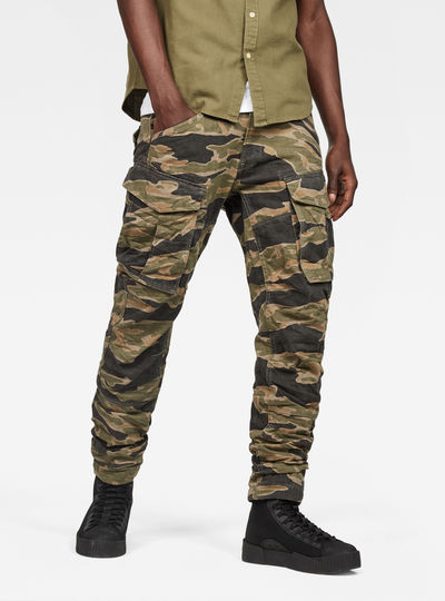 Rovic 3D Straight Tapered Pants