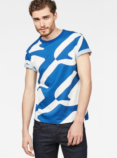 Hyce Regular Pattern T-Shirt