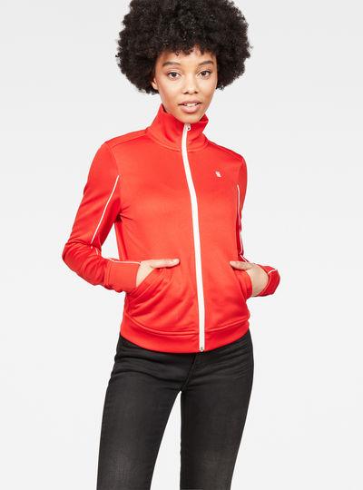 Lanc Slim Tracktop Sweater