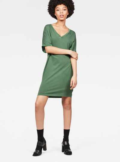 Joosa V-Neck Dress