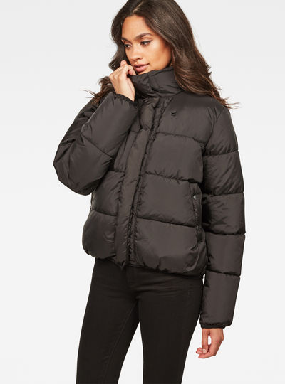 Whistler padded cropped jacket