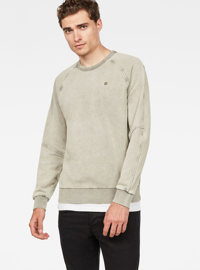 Lyl Strett Deconstructed Sweater