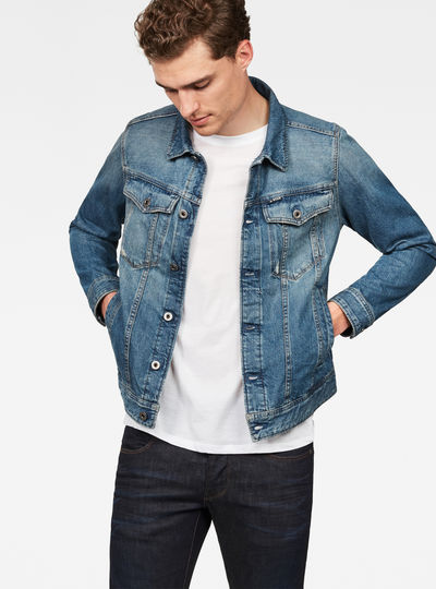 3301 Deconstructed Slim Jacket