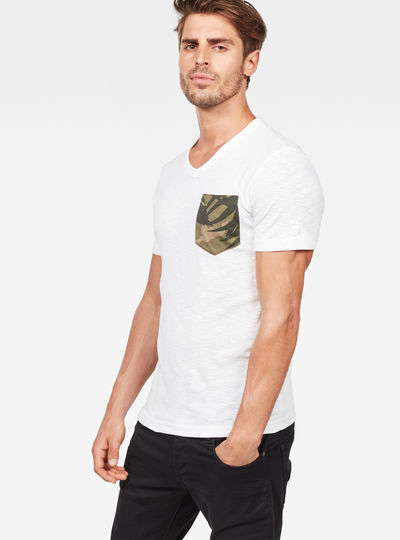 Hawaii Camo Kantano Slim T-shirt