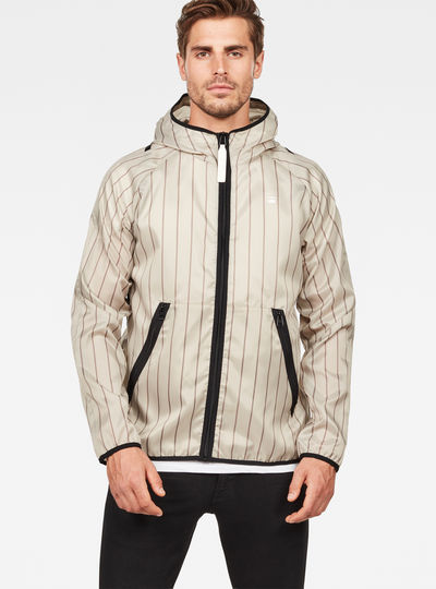Strett Hooded Jacket + Gymbag