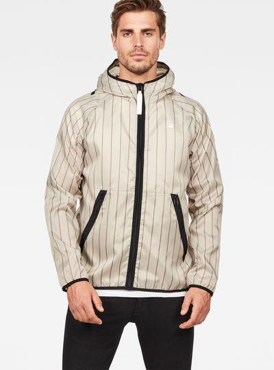 Strett Hooded Jacket + Gymbag