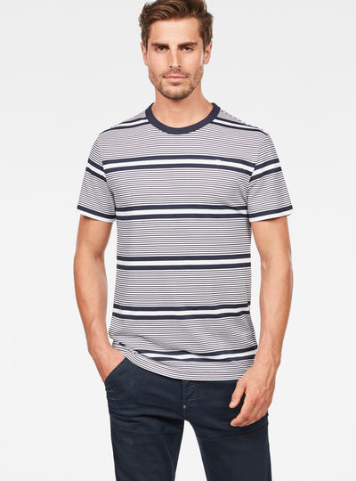 Makauri Stripe-5 T-Shirt