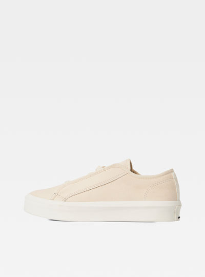 Strett Lace-Up Sneakers