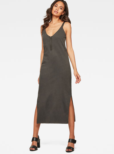 Raw Correct Udal Sleeveless Dress