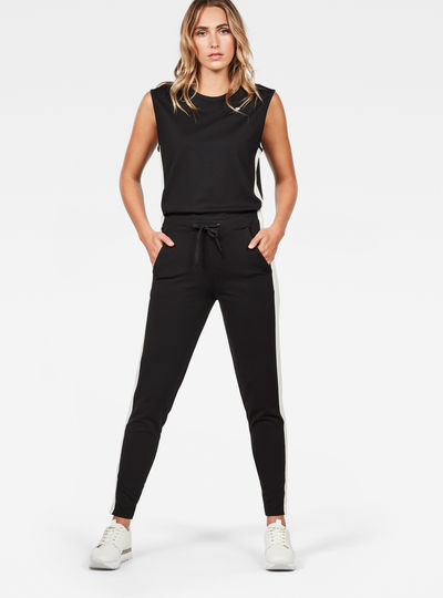 Dundja Sleeveless Jumpsuit