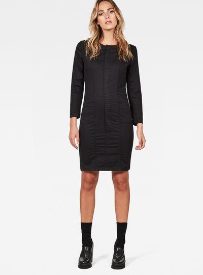 Motac Slim Denim Dress