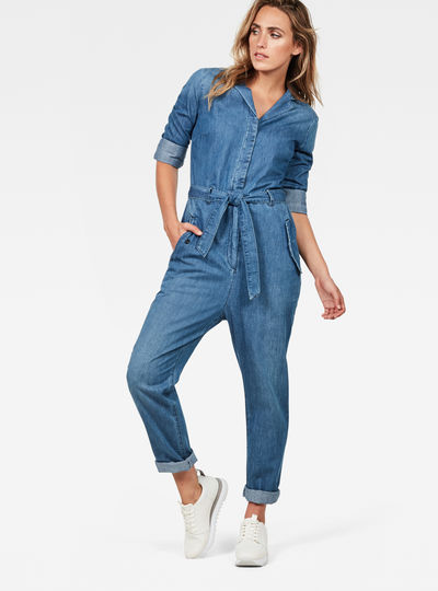Rovic Denim Jumpsuit