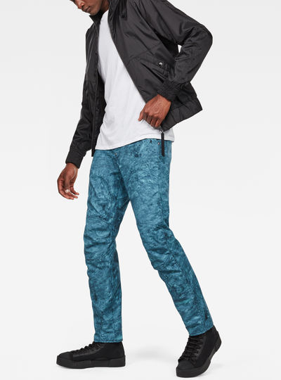 G-Star Elwood 5622 3D Tapered Color Jeans