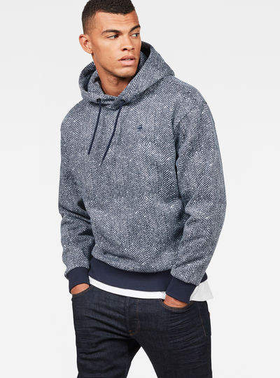 Siringo Stor Hooded Sweat
