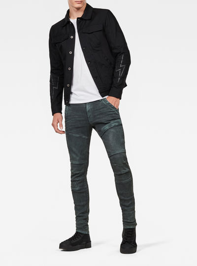 Rackam Skinny Colored Jeans