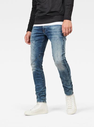 D-Staq 5-Pocket Skinny Jeans