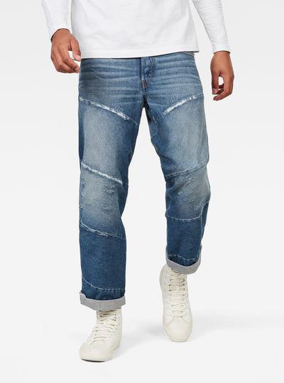 Spiraq 3D Relaxed Jeans