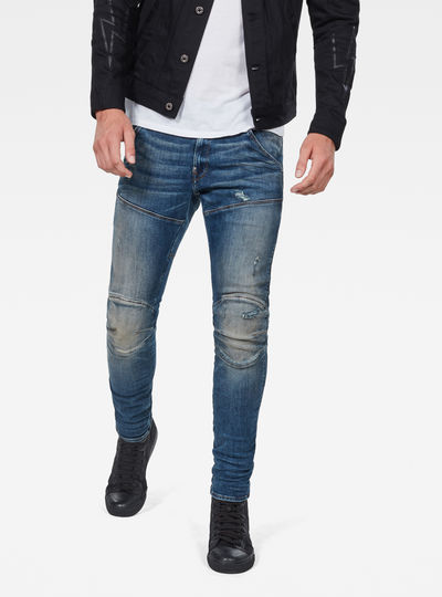 G-Star Elwood 5620 3D Skinny Jeans
