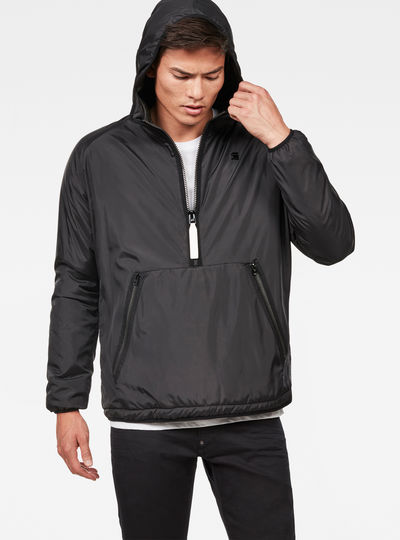 Strett Padded Hooded Anorak