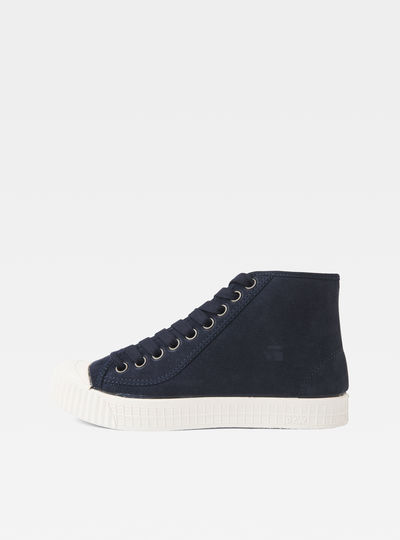 Rovulc Suede Mid Sneakers