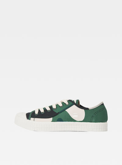 Rovulc Pattern Low Sneakers