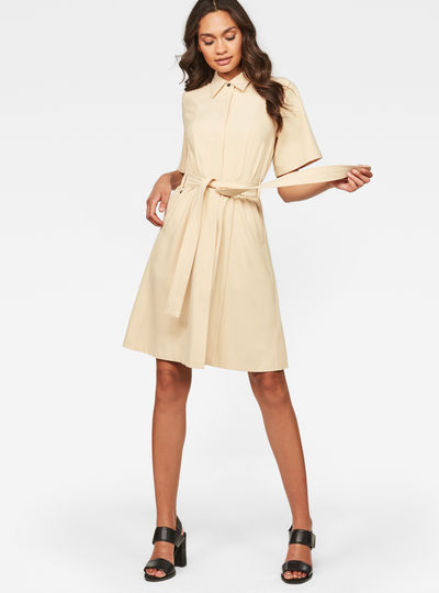 Bristum Deconstructed Shirt Dress