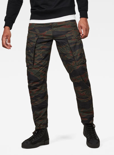 Rovic Pm 3D Tapered Pants