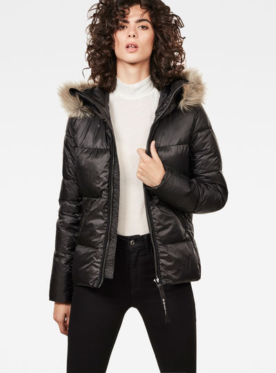 Whistler Hooded  Quilted Slim Jacket