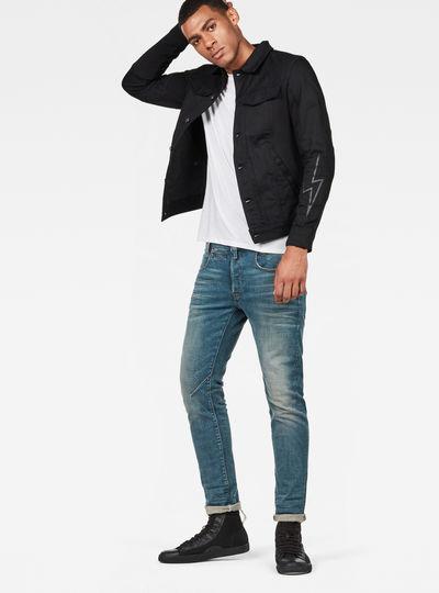 D-Staq 5-Pocket Slim Jeans