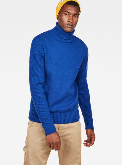 Core Turtle Knit