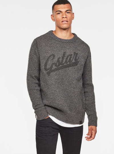 Core Logo Knit