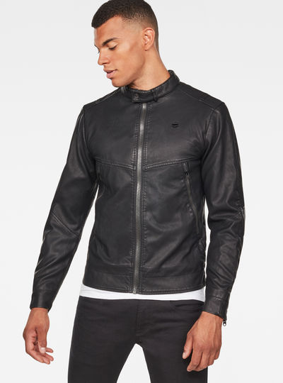 Motac Deconstructed Biker Jacket