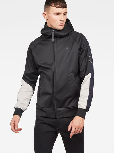 Meefic Hooded Overshirt